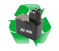 regeneracja akumulatora Ni-Mh - 7,2V do elektronarzędzi