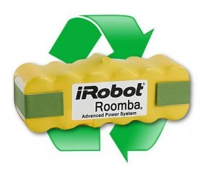 regeneracja akumulatora ni-mh 14,4V do odkurzaczy autonomicznych iRobot Roomba 500, 600, 700, 800, 900, iRobot Scooba 400