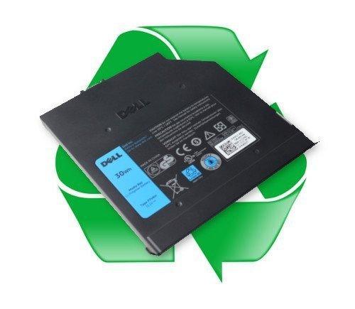 regeneracja baterii DELL P7VRH montowanej w miejsce napędu CD/DVD