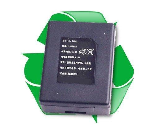 regeneracja akumulatora BL-1400 7,4V 1400 mAh li-ion do odbiorników GPS do odbiorników GPS Hi-Target V8, V9, V10, V30, Taget V8, V9, V10, V30 GNSS RTK GPS