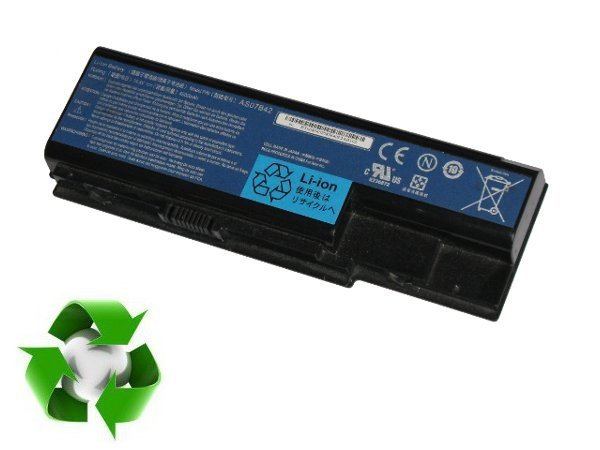 DUPLIKAT: Acer Aspire 5920G, 6930G, 8930 - 14,8V 6000 mAh