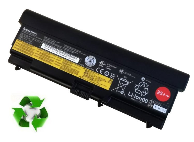 Lenovo Thinkpad SL410, SL510, L420, L520 - 11,1V 6600 mAh
