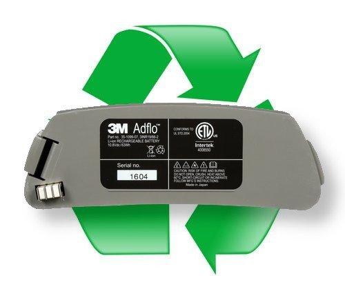 regeneracja akumulatora li-ion 3M 837630 Std do systemu Adflo