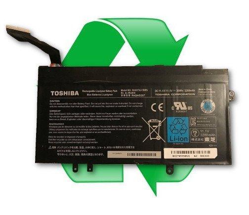 regeneracja baterii do Toshiba Satellite U920T, Satellite U925T - PA5073U-1BRS