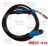 UCHWYT MB 25 - 4m - TYP BINZEL