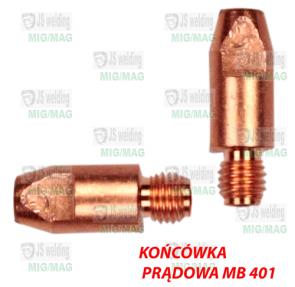 KOŃCÓWKA PRĄDOWA MB401WP  Ø1,2 mm
