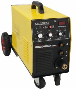 MIG 200 MMA IGBT DIGITAL