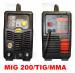 MIG 200 MMA TIG