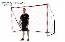 Quickplay Piłka Ręczna Bramka Senior 3 x 2m