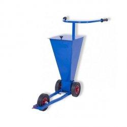 Wózek do kredowania linii boiska
