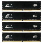 Team Group Elite Plus Black - DDR4-2400 - CL16 - Quad - 32 GB