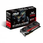ASUS STRIX-R9390X-DC3OC-8GD5-GAMING, Radeon R9 390X, 8GB GDDR5, DVI, HDMI, 3x DisplayPort