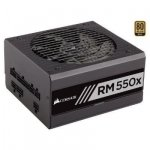 Corsair RM550X 550W, czarny, 2x PCIe, Kabel-Management