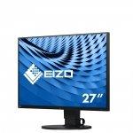 EIZO EV2780-BK, LED czarny, HDMI, DisplayPort, Pivot
