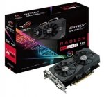 ASUS Radeon RX 460 STRIX GAMING, HDMI, DisplayPort, DVI-D