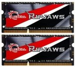 G.Skill SO-DIMM 8 GB DDR3L-1600 Kit,  F3-1600C11D-8GRSL, Ripjaws