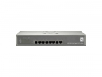 Level One GEP-0822 8 Port Gigabit PoE Plus Switch