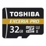 Toshiba 32GB EXCERIA PRO M501 microSD   [+SD-Adapter]