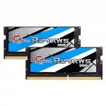 G.Skill SO-DIMM 8GB DDR4-2400 Kit, F4-2400C16D-8GRS, Ripjaws