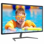 Philips E-line 323E7QDAB 80cm 31,5'' LED Monitor IPS Display, DVI und HDMI