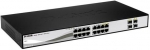 D-Link DGS-1210-16 4 Gigabit-Combo-Ports