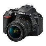 Nikon D5500 Kit black + AF-P 18-55 VR