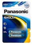 1x2 Panasonic Evolta LR 03 Micro