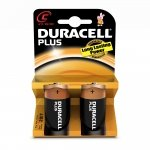 Duracell Plus Power -C (MN1400/LR14) Baby 1.5V 2szt.