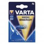 1 Varta High Energy LR 1 Lady New