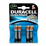 Duracell Ultra Power 4 szt., AAA