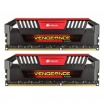 Corsair  16 GB DDR3-1600 Kit CMY16GX3M2A1600C9R, Vengeance Pro Red