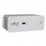 Impactics D1NU-S Intel NUC - srebrny