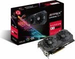 ASUS Radeon RX 570 STRIX O4G Gaming, 4096 MB GDDR5