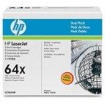 Toner HP P4015        black       CC364XD    Doppelpack