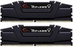 G.Skill 16 GB DDR4-3333 Kit, czarny, F4-3333C16D-16GVK, Ripjaws V