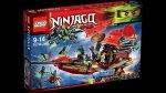 Lego Ninjago 70738 Ninjago Ostatni lot Perły Przeznaczenia