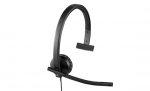 Logitech H570e Mono Headset black