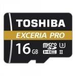 Toshiba 16GB EXCERIA PRO M501 microSD   [+SD-Adapter]