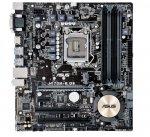 Asus H170M-E D3 Mainboard 4x DDR3 DIMM, Sockel 1151, 6x SATA, 1x HDMI, 1x DVI, 1x VGA