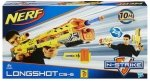 Nerf N-Strike Long Shot CS-6 2 in 1   Blaster