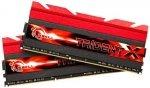 G.Skill DIMM 16 GB DDR3-2800 Kit F3-2800C12D-16GTXDG, TridentX+