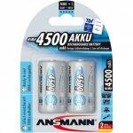 Ansmann maxE 4500mAh NiMh