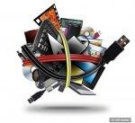 LG CH12NS40, Blu-ray-Combo czarny, Bulk