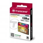 Transcend Compact Flash128GB 1000x