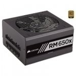 Corsair RM650X 650W, czarny, 4x PCIe, Kabel-Management