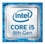Intel Core i5-8400 (9MB Cache, 2,8 GHz, Turbo 4,0GHz) Box bez went. -Sockel 1151