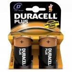 Duracell Plus Power -D (MN1300/LR20) Mono      2szt.