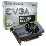 EVGA GeForce GTX 950 SC  2GB GDDR5, DVI, HDMI, 3x DisplayPort