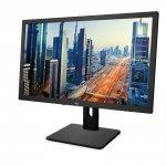 AOC E2275PWQU, czarny, HDMI, DVI, DisplayPort, VGA, USB 3.0