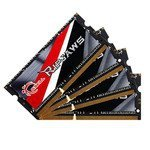 G.Skill SO-DIMM 32 GB DDR3L-1866 Quad-Kit,  F3-1866C10Q-32GRSL, Ripjaws